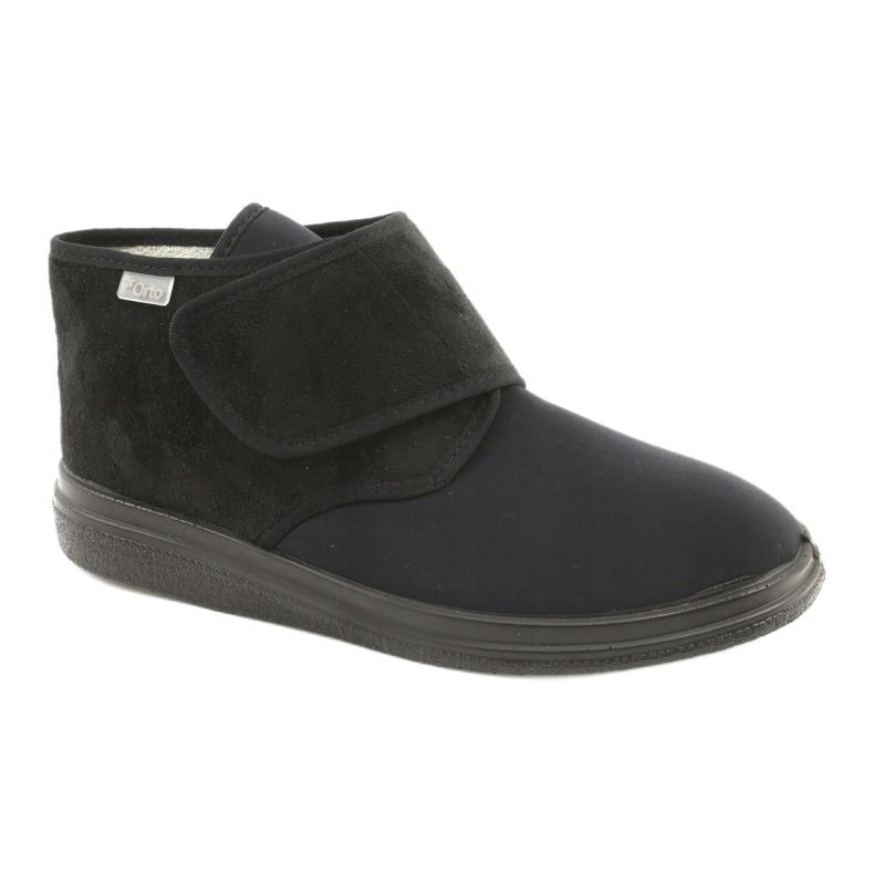 Befado kvinders sko pu 522D002 sort