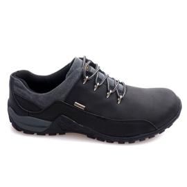 HLD925 Trekking støvler sort