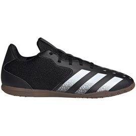 Adidas Predator Freak.4 I Sala FY1042 fodboldstøvler sort sort