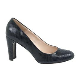 Navy Granatæble sko Sagan 2600