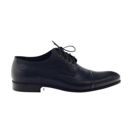 Oxford sko Pilpol 1607 marineblå