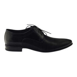 Mænds sko Pilpol 1654 sort