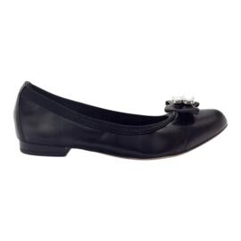 Ballerinas kvinders bue Gamis 1402 sort