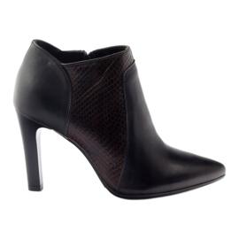 Espinto 107/30 støvler støvler sort