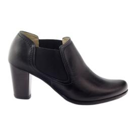 Gregors 553 kvinders sorte sko