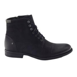 Støvler vinter støvler Pilpol C831 sort