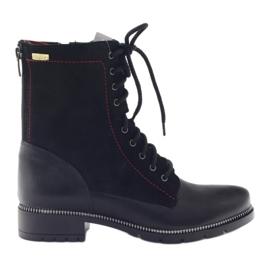 Støvler støvler støvler Kazkobut 2809 sort