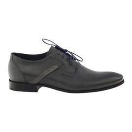 Mænds sko Pilpol PC006 grå