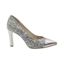 Caprice pumper kvinder sko 22407 grå
