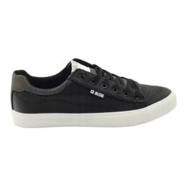 Sort Big Star sneakers trænere 174004 cz