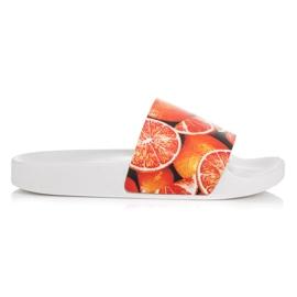 Vices Citrus Tøfler appelsin