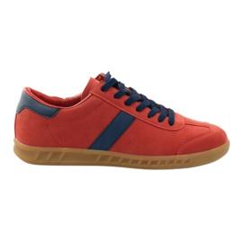 Sports sneakers DK 83104 rød