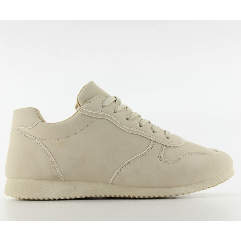 NB135p Beige sneakers brun