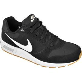 Sort Nike Sportswear Nightgazer M 644402-006 sko