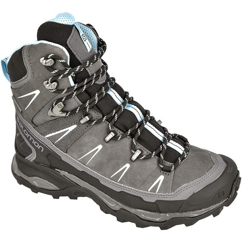 Salomon X Ultra Trek Gtx trekkingsko grå