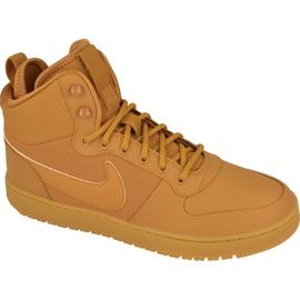 Brun Sko Nike Sportswear Court Borough Mid Winter M AA0547-700