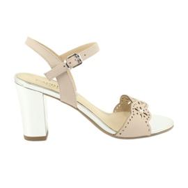 Caprice sandaler kvinders sko 28303 pink