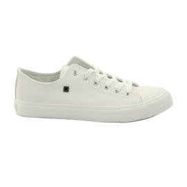 Hvid Sneakers sneakers til Big star shoelace