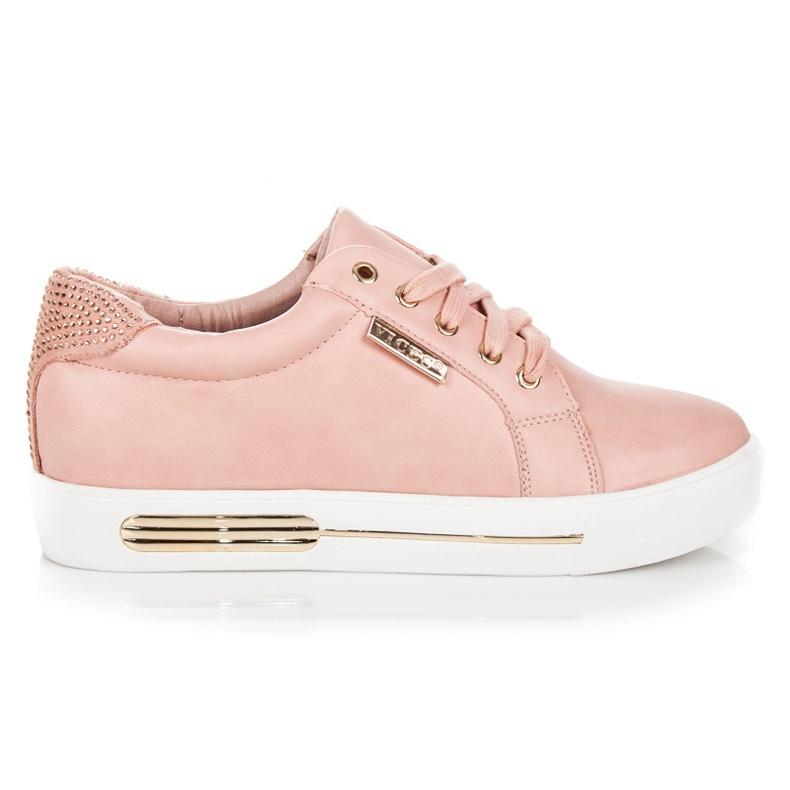Vices Platform sportssko pink