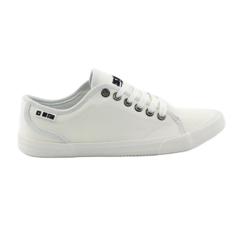 BIG STAR 274835 sneakers hvid
