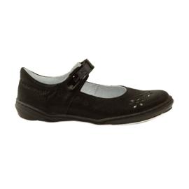 Ren But Ballerinas piger sko Ren Men 4351 sort