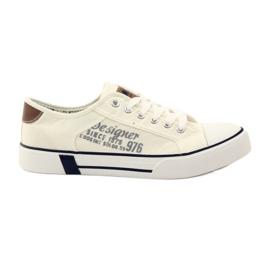 DK Sneakers sneakers 0024 hvid