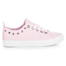 Seastar Dekorative Pink Sneakers