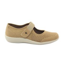 Super komfortable Aloeloe sko brun
