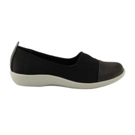 Meget komfortable sko Aloeloe slipons sort