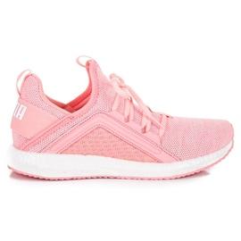 Pink Puma Mega Nrgy Strik WN`S