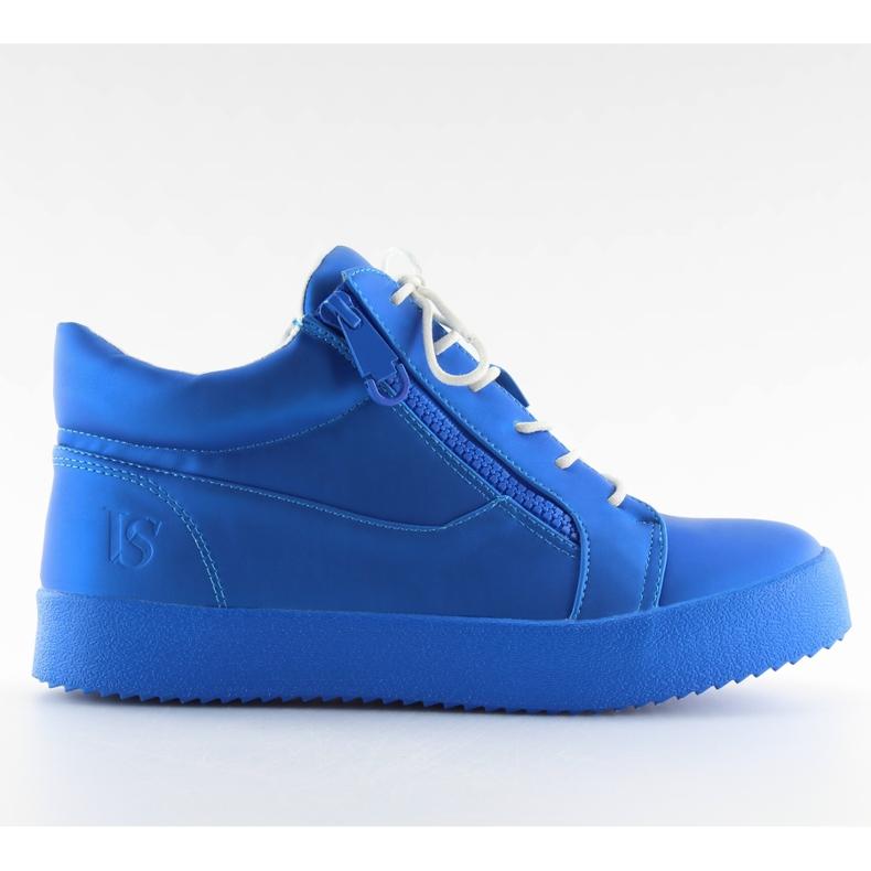 Dame sportssko blå 1413 blå
