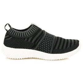 Kylie Slip Textile Sneakers