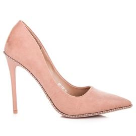 Seastar Moderigtige Pulverpinde pink