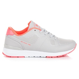 Ax Boxing Grey Women's Sports Shoes
