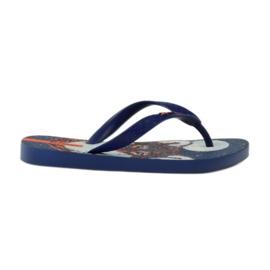 Flip flops med Ipanema ulv navy blue