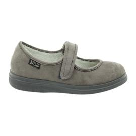 Befado kvinders sko pu 462D001 grå