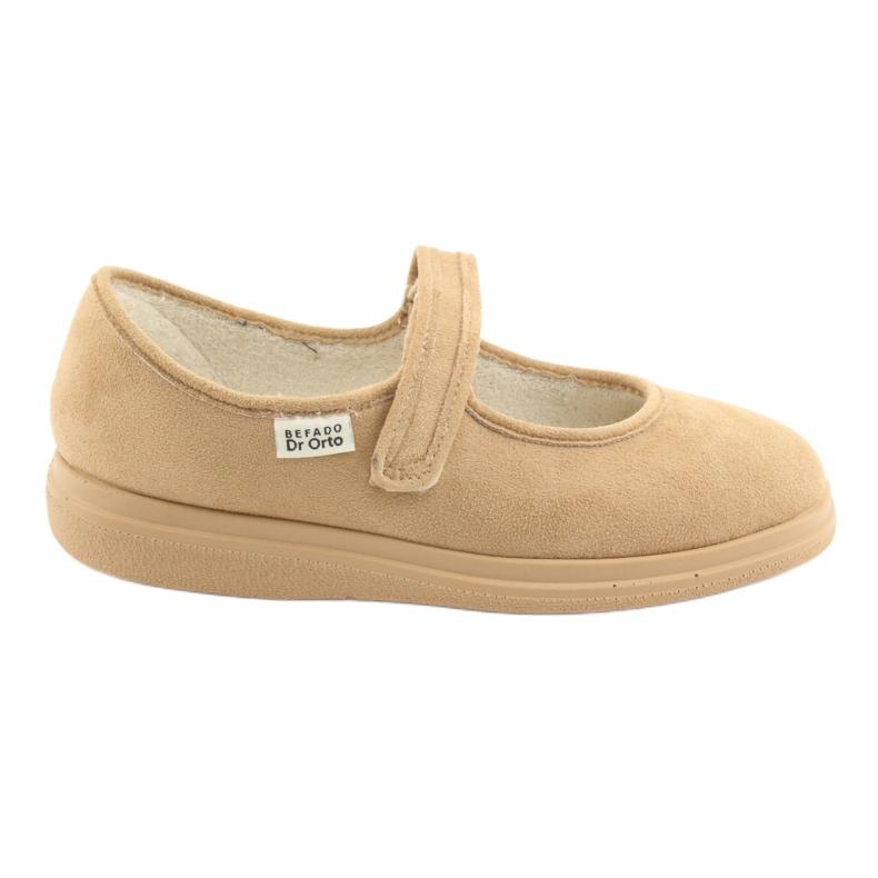 Befado kvinders sko pu 462D003 brun