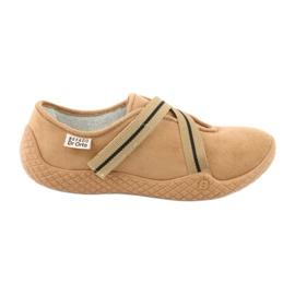 Befado kvinders sko pu - unge 434D017 brun