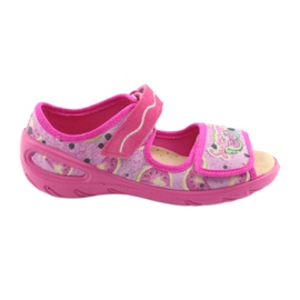 Pink Befado børns sko pu 433X030