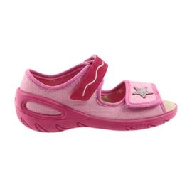 Pink Befado børns sko pu 433X032