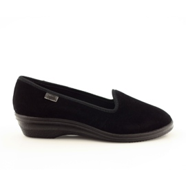 Befado kvinders sko pvc 262D008 sort
