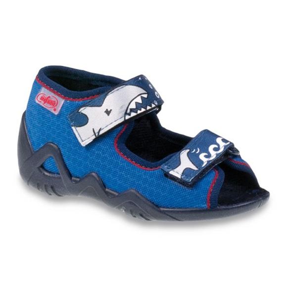 Befado børns sko 250P069 blå