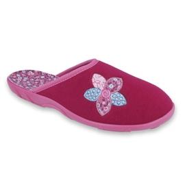 Befado farvede kvinders sko 235D156 pink