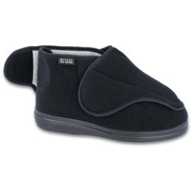 Befado mænds sko pu orto 163M002 sort