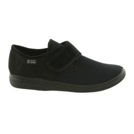Sort Befado mænds sko pu 131M003