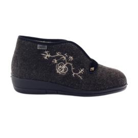 Befado kvinders sko pu 031D027 brun