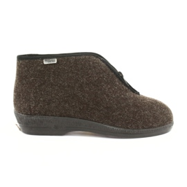 Befado kvinders sko pu 041D048 brun