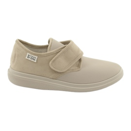 Brun Befado kvinders sko pu 036D005