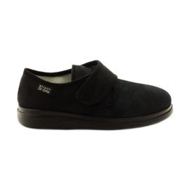 Befado kvinders sko pu 036D007 sort