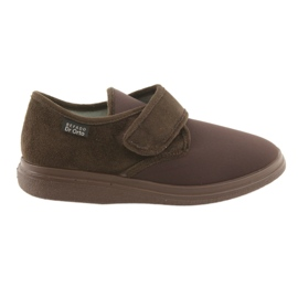 Befado kvinders sko pu 036D008 brun